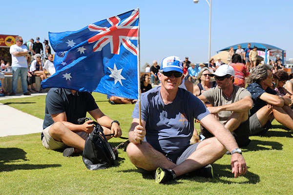Celebrate Australia Day in Geraldton