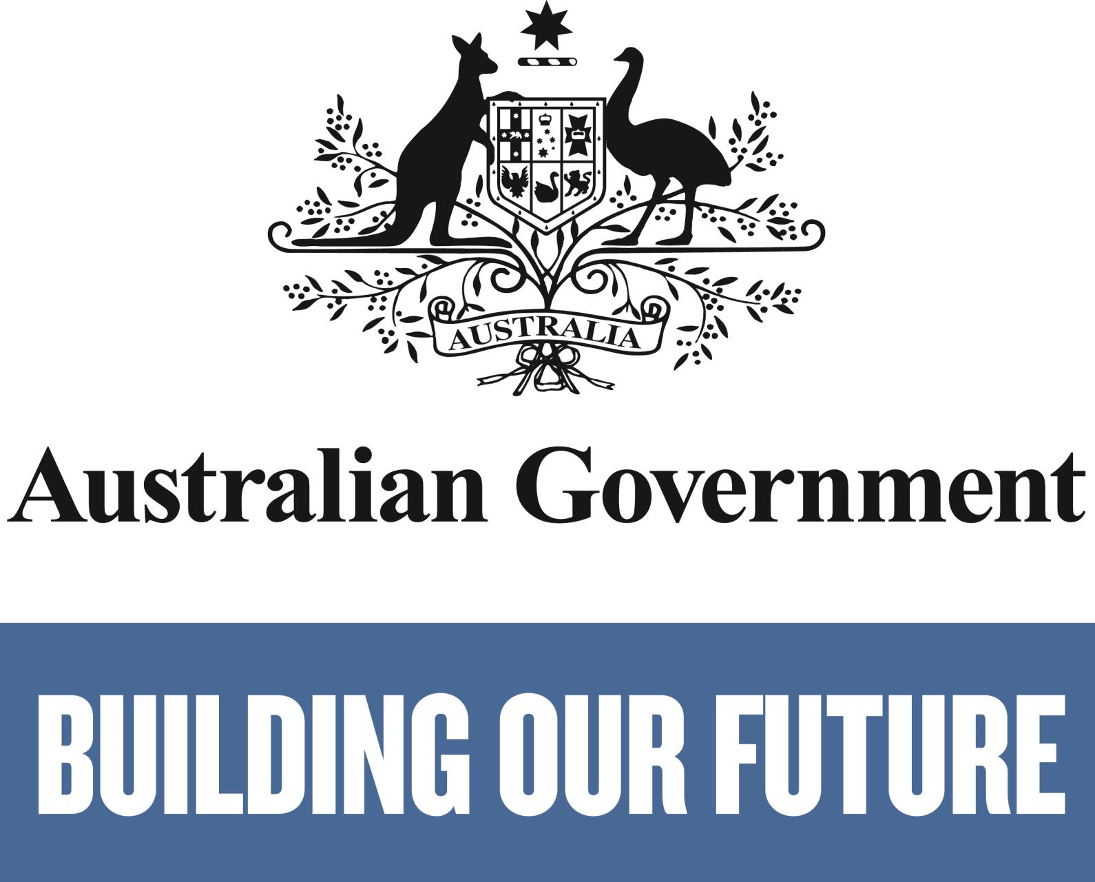 Australian Government Building Better Regions Logo