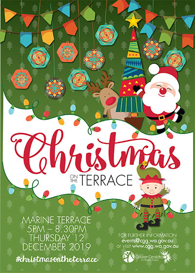 Christmas on the Terrace 2019