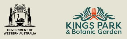Dept BCA & Kings park logo