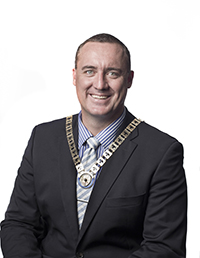 Mayor Shane Van Styn