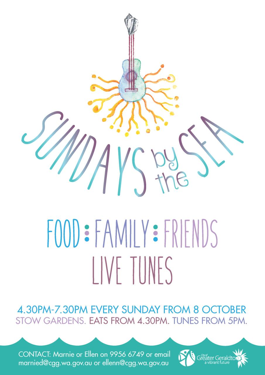 Sundays by the Sea poster