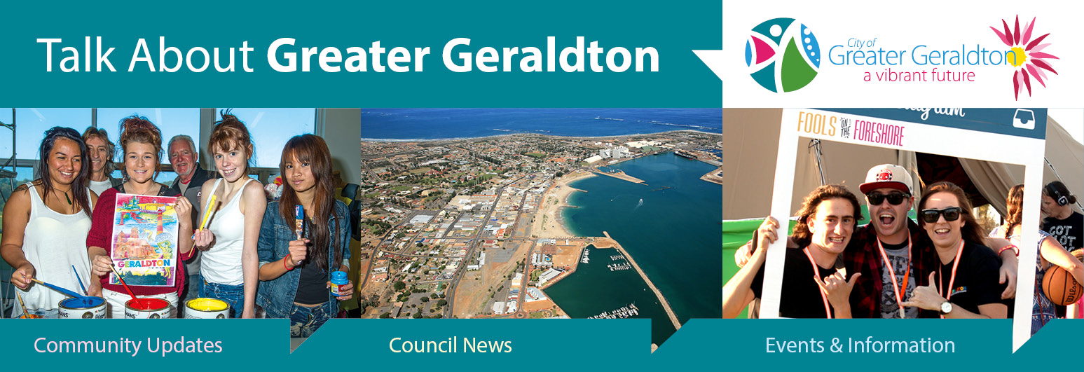 Talk about Greater Geraldton