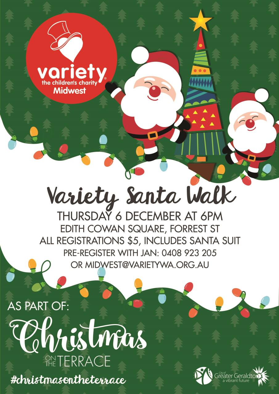 Christmas on the Terrace » City of Greater Geraldton
