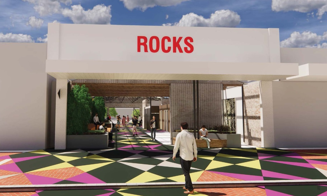 Rocks revamp opens City to Foreshore