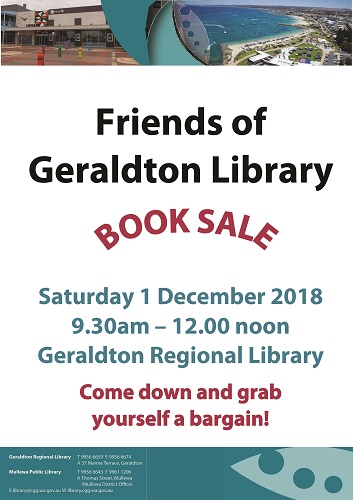 FOGL Booksale