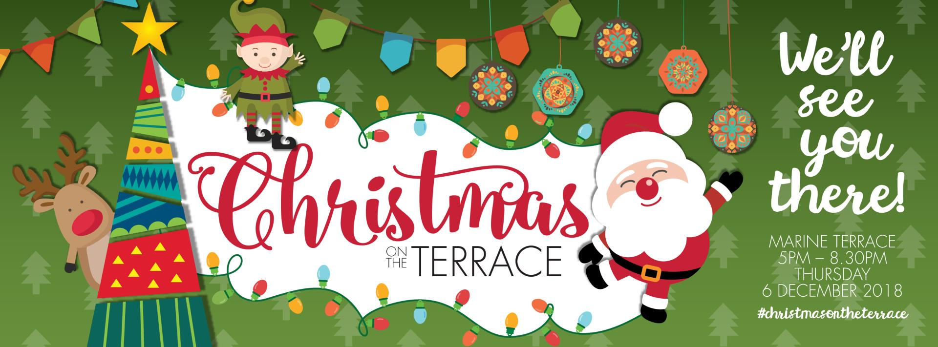 Christmas on the Terrace 2018