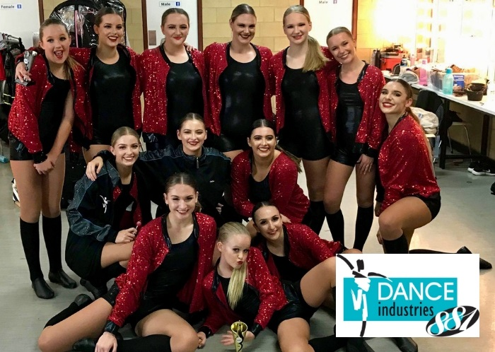 Dance Industries 881 Annual Concert 2018