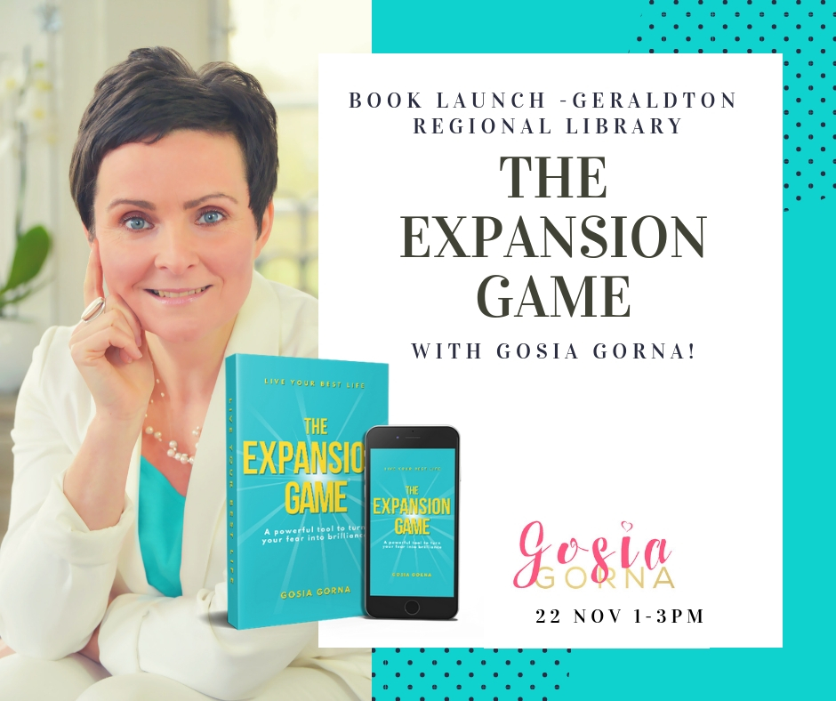 Book Launch - The Expansion Game