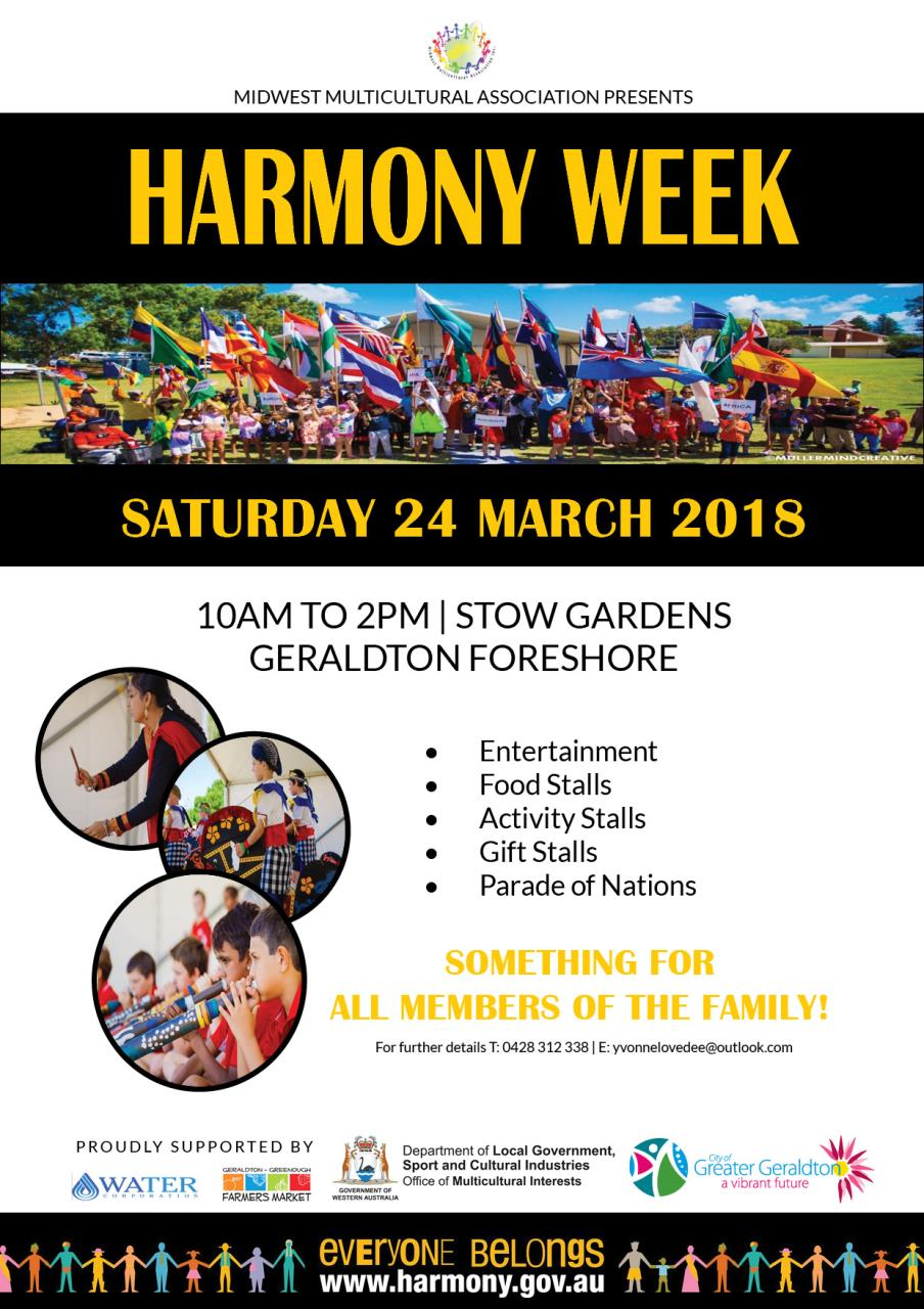 Harmony Week Celebrations