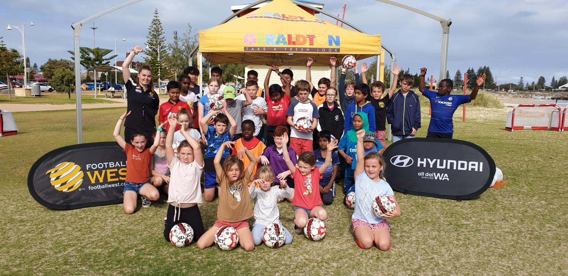 One Day Soccer Clinic