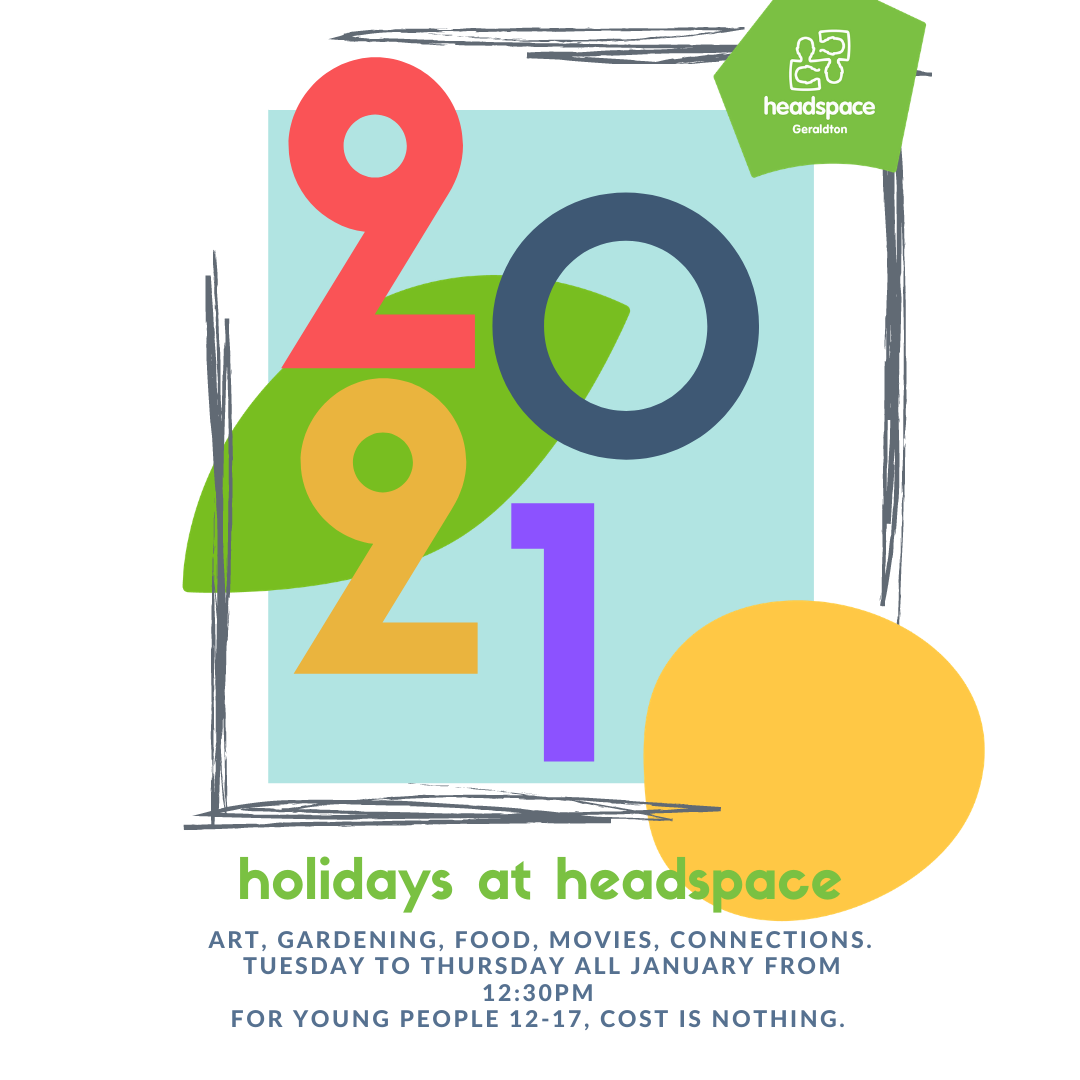 Holidays at headspace!