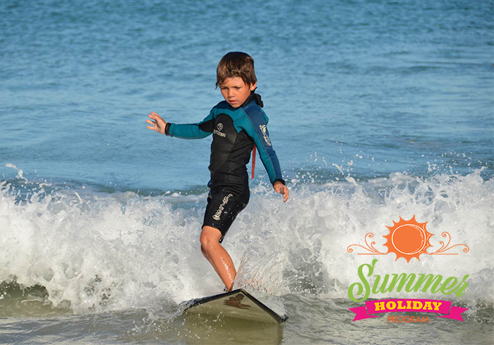 School Holiday Surf Coaching