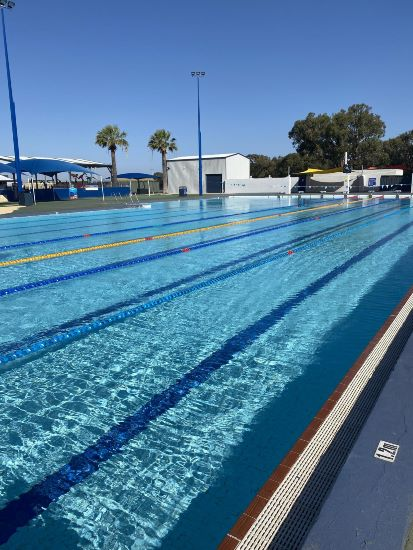 Aquarena gets green light for outdoor pool remedial works