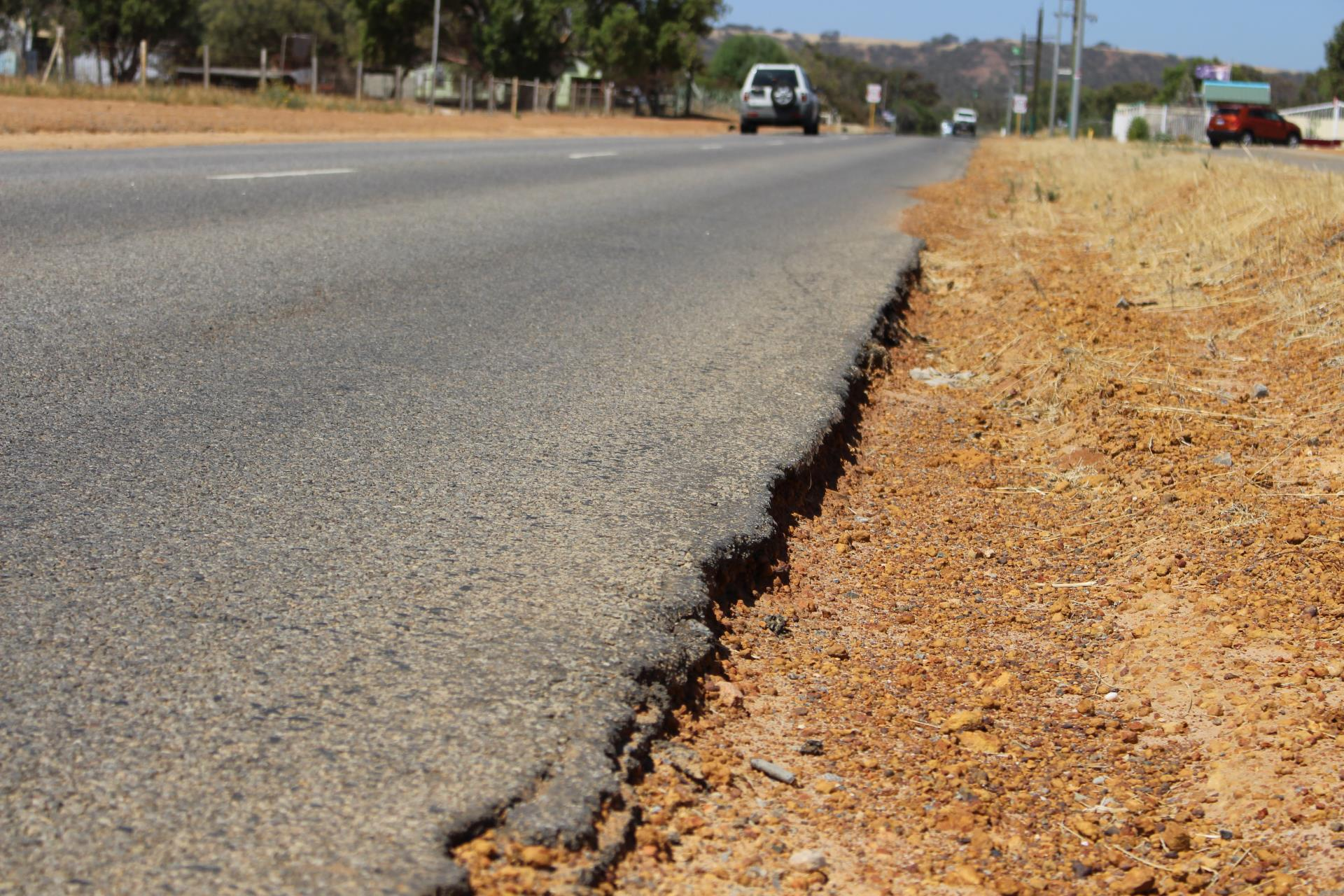 Grants fund road renewals