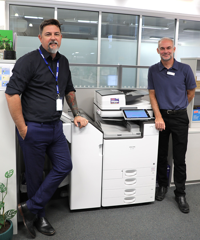 Printer changes see savings stack up