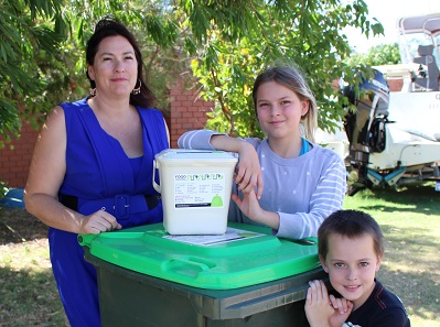 Grant funding expands composting facility