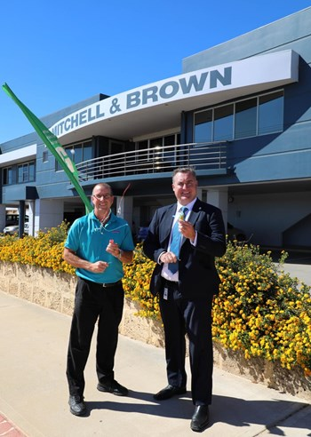 Mitchell & Brown Retravision to wow crowds with fireworks