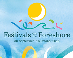 Festivals on the Foreshore 2016