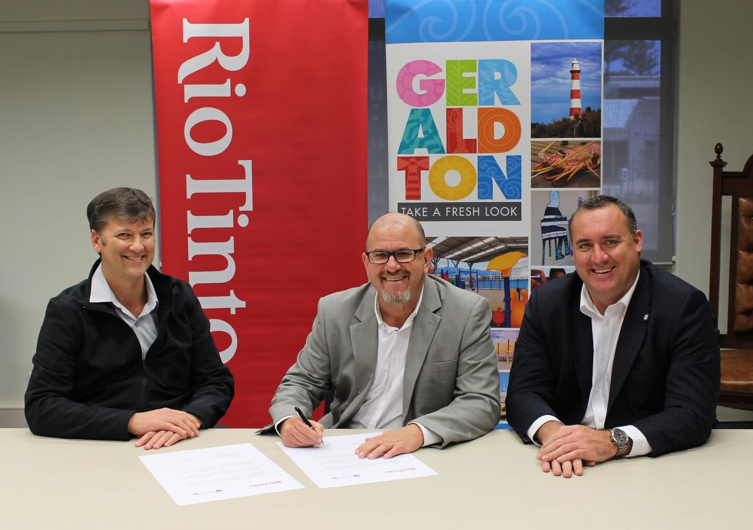 Youth Vibrancy Officer jointly funded by Rio Tinto