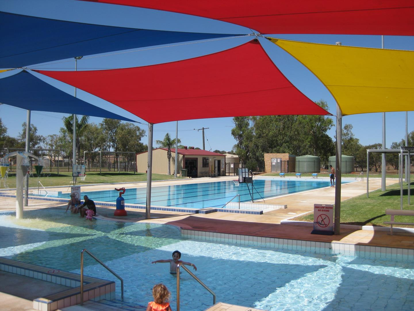 Swimming Pools City Of Greater Geraldton
